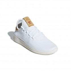 Adidas Originals Pharrell Williams Tennis HU Női Cipő (Fehér-Barna) D96444