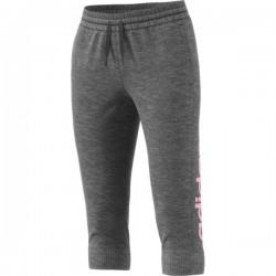 Adidas Essentials Linear 3/4 Pants Női 3/4 Nadrág (Szürke-Rózsaszín) DU0707