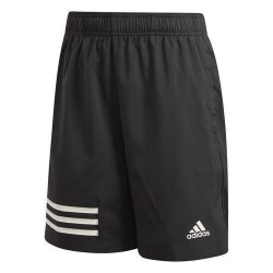 Adidas 3 Stripes Shorts Fiú Gyerek Short (Fekete-Fehér) DV1378