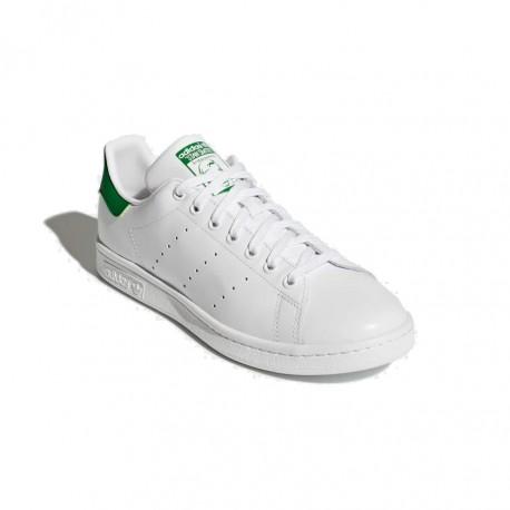 Adidas Originals Stan Smith Uniszex Cipő (Fehér Zöld) M20324