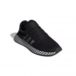 Adidas Originals Deerupt Runner Női Cipő (Fekete-Fehér) CG6840