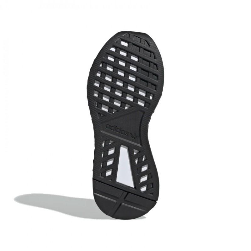 Adidas Deerupt Runner Női Originals Cipő FeketeFehér Adidas