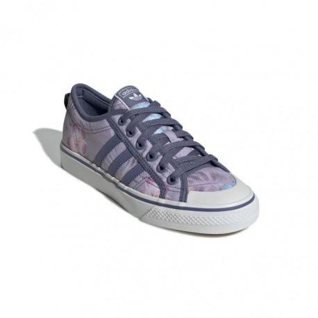 Adidas Originals Nizza W Női Cipő (Lila-Fehér) CG6908
