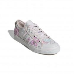 Adidas Originals Nizza W Női Cipő (Rózsaszín-Fehér) CG6916
