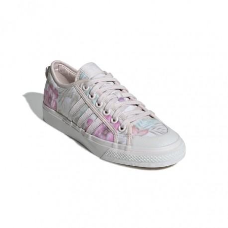 Adidas Originals Nizza W Női Cipő (Rózsaszín Fehér) CG6916