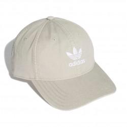 Adidas Originals Adicolor Washed Cap Baseball Sapka (Szürke-Fehér) DV0205