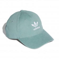 Adidas Originals Adicolor Washed Cap Baseball Sapka (Zöld-Fehér) DV0206