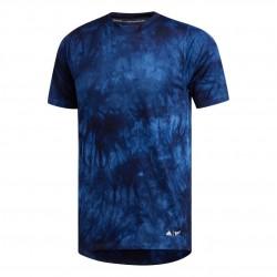 Adidas FreeLift Parley Tee Férfi Póló (Kék) DY3461