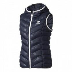Adidas Originals Slim Vest Női Mellény (Kék-Fehér) BQ7494