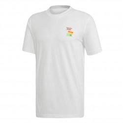 Adidas Originals Bodega Pricetag Tee Férfi Póló (Fehér-Színes) ED7067