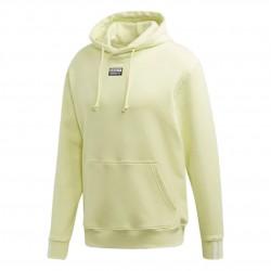 Adidas Originals RYV Hoodie Férfi Pulóver (Sárga-Fekete-Fehér) ED7205