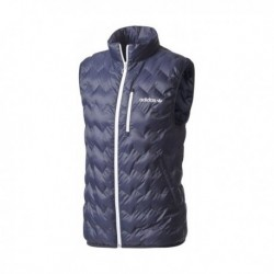 Adidas Originals Serrated Vest Férfi Mellény (Kék-Fehér) BR4779