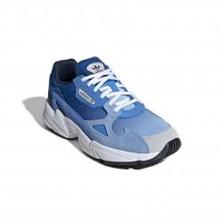 Adidas Originals Falcon Női Cipő (Kék-Fehér) EE5104