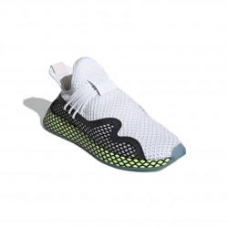 Adidas Originals Deerupt Runner Férfi Cipő (Fehér) EE5660
