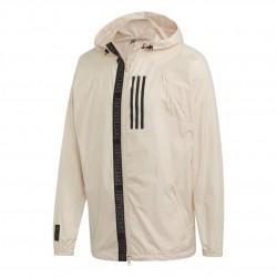 Adidas WND Parley Jacket Férfi Széldzseki (Bézs) DX9290