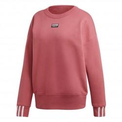 Adidas Originals Sweatshirt Női Pulóver (Rózsaszín) EJ8569