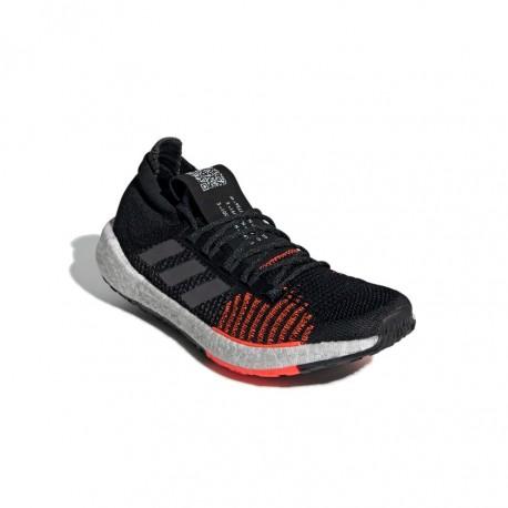Adidas PulseBOOST HD Férfi Futó Cipő (Fekete-Narancssárga) F33909
