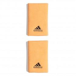 Adidas Tennis Wristband L Csuklószorító (Narancs-Fekete) EA0404