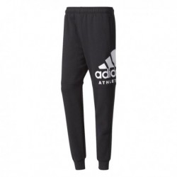 Adidas Sport ID Logo Pants Férfi Nadrág (Fekete-Fehér) BP5437
