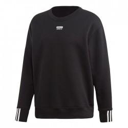Adidas Originals RYV Crew Sweatshirt Férfi Pulóver (Fekete-Fehér) ED7227