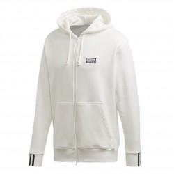 Adidas Originals RYV FZ Hoodie Férfi Felső (Fehér-Fekete) ED7231