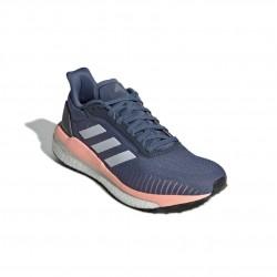 Adidas Solar Drive W Női Futó Cipő (Kék-Barack) EF0778