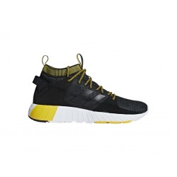 Adidas Originals Questarstrike Mid Férfi Cipő (Fekete-Sárga) G25773