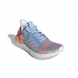 Adidas UltraBOOST 19 W Női Futó Cipő (Világoskék-Barack) G27483