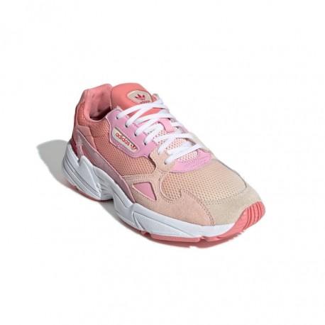 Adidas Originals Falcon Női Cipő (Rózsaszín-Fehér) EF1964