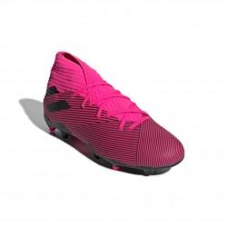 Adidas NEMEZIZ 19.3 FG Férfi Foci Cipő (Pink-Fekete) F34388