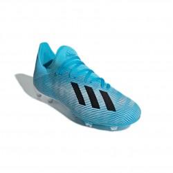 Adidas X 19.3 FG Férfi Foci Cipő (Kék-Fekete) F35383