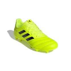 Adidas Copa 19.3 FG Férfi Foci Cipő (Neonsárga-Fekete) F35495