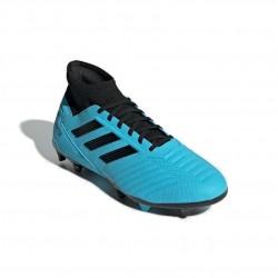 Adidas Predator 19.3 FG Férfi Foci Cipő (Kék-Fekete) F35593