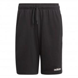 Adidas Essentials 3 Stripes Shorts Férfi Short (Fekete-Fehér) DU7830