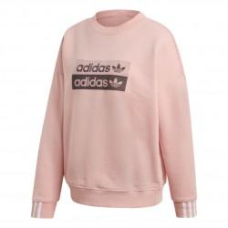 Adidas Originals Sweatshirt Női Pulóver (Rózsaszín) EC0746