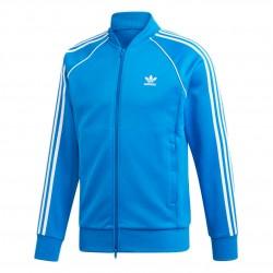 Adidas Originals SST Track Jacket Férfi Felső (Kék-Fehér) ED6053