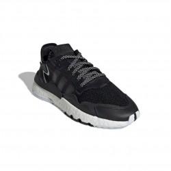 Adidas Originals Nite Jogger Férfi Cipő (Fekete-Fehér) EE6254