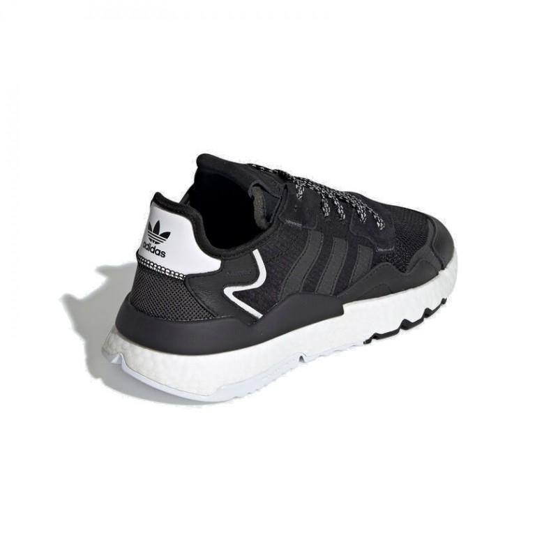 Adidas Originals Nite Jogger Férfi Cipő (Fekete Fehér) EE6254