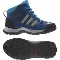 Adidas Hiperhiker K Fiú Gyerek Bakancs (Kék-Fekete) S80826