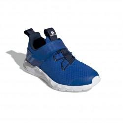 Adidas RapidaFlex EL K Fiú Gyerek Cipő (Kék-Fehér) G25988