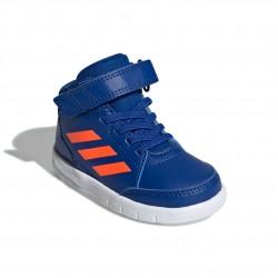 Adidas AltaSport Mid I Kisfiú Gyerek Cipő (Kék-Narancssárga) G27127