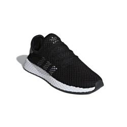 Adidas Originals Deerupt Runner Férfi Cipő (Fekete-Fehér) BD7890
