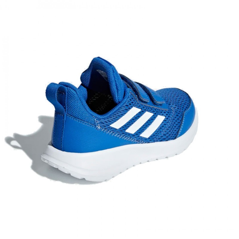 Adidas AltaRun CF K Fiú Gyerek Cipő (Kék Fehér) CG6453