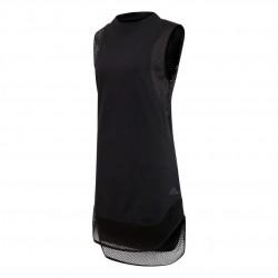 Adidas ID Long Muscle Tee Női Hosszított Trikó (Fekete) DX7931