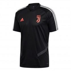 Adidas Juventus Training Jersey Férfi Póló (Fekete-Fehér) DX9127