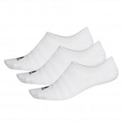 Adidas No Show Socks 3P 3 Páras Zokni (Fehér-Fekete) DZ9415