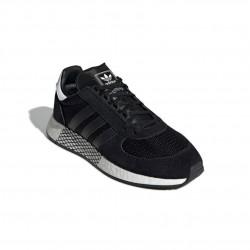 Adidas Originals Marathon Tech Férfi Cipő (Fekete-Fehér) EE4924