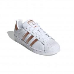 Adidas Originals Superstar W Női Cipő (Fehér-Bronz) EE7399