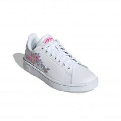 Adidas Advantage Női Cipő (Fehér-Rózsaszín) EF0130