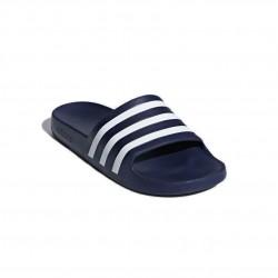 Adidas Adilette Aqua Slides Uniszex Papucs (Kék-Fehér) F35542